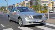 Używany Mercedes klasy E W211 (2002)