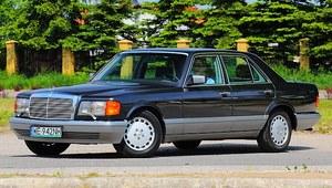 Używany Mercedes klasy S W126 (1979-1991)