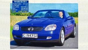 Używany Mercedes SLK (R170) - całoroczne cabrio