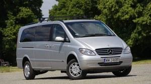 Używany Mercedes Vito/Viano W639 (2003-)