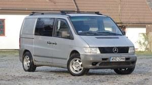 Używany Mercedes Vito W638 (1996-2003)