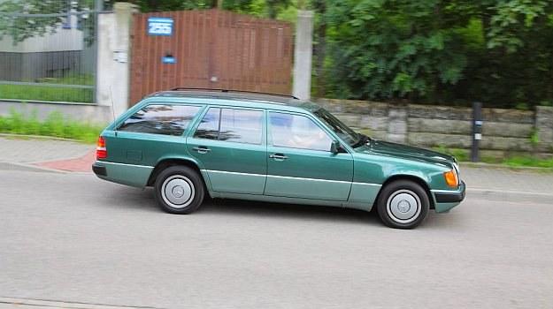 Używany Mercedes W124 (1984-1997) /Motor