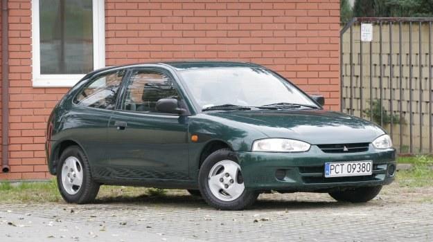 Używany Mitsubishi Colt (1996-2003) /Motor