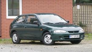 Używany Mitsubishi Colt (1996-2003)