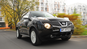 Używany Nissan Juke (2010-)