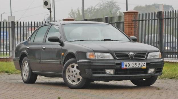 Używany Nissan Maxima (1996-2000) /Motor