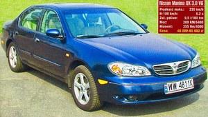 Używany Nissan Maxima QX (2000-2003) - nic, tylko jeździć