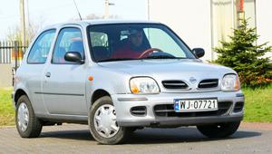 Używany Nissan Micra K11 (1992-2003)