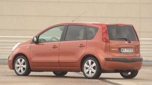 Używany Nissan Note (2006-2013)