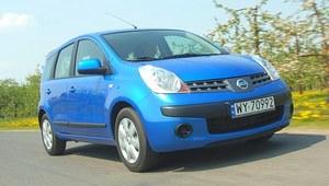 Używany Nissan Note I (2006-2013) - opinie użytkowników