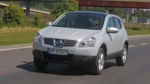 Używany Nissan Qashqai (2007-)