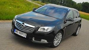Używany Opel Insignia I (2008-2017) - opinie użytkowników