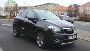 Używany Opel Mokka (2012-) - opinie użytkowników