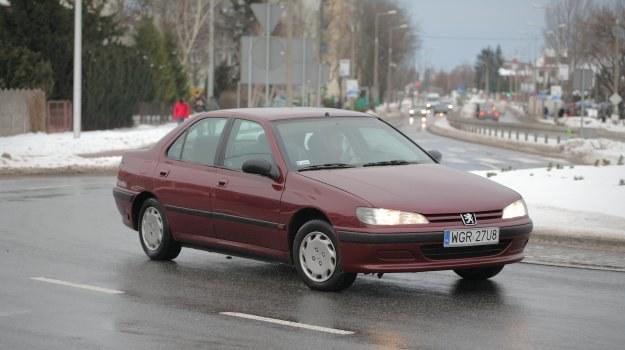 Używany Peugeot 406 (1995-2004) /Motor