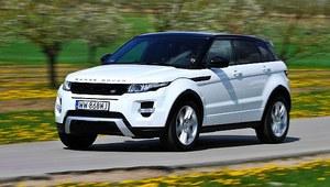 Używany Range Rover Evoque I (2011-2018) - opinie użytkowników