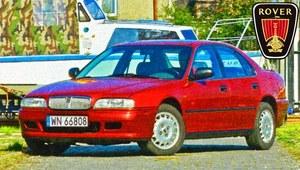 Używany Rover 600 (1993-1998)