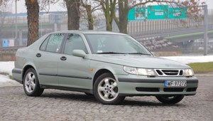 Używany Saab 9-5 (1997-2005)