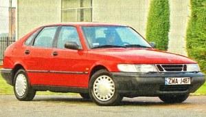 Używany Saab 900 (1993-1998)
