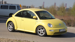 Używany Volkswagen New Beetle (1998-2010)