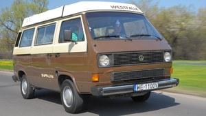 Używany Volkswagen T3 Westfalia (1979-1991)
