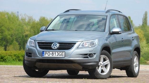 Używany Volkswagen Tiguan (2007-) /Volkswagen
