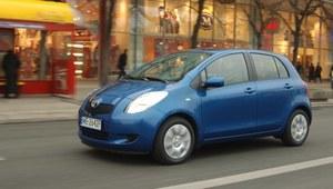 Używany Yaris wciąż trzyma cenę. Najlepsze auto do miasta?