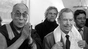 Vaclav Havel i Dalajlama w 2008 roku