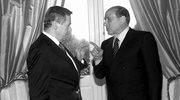 Vaclav Havel i Silvio Berlusconi w 2002 roku