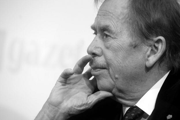 Vaclav Havel /PAP/EPA