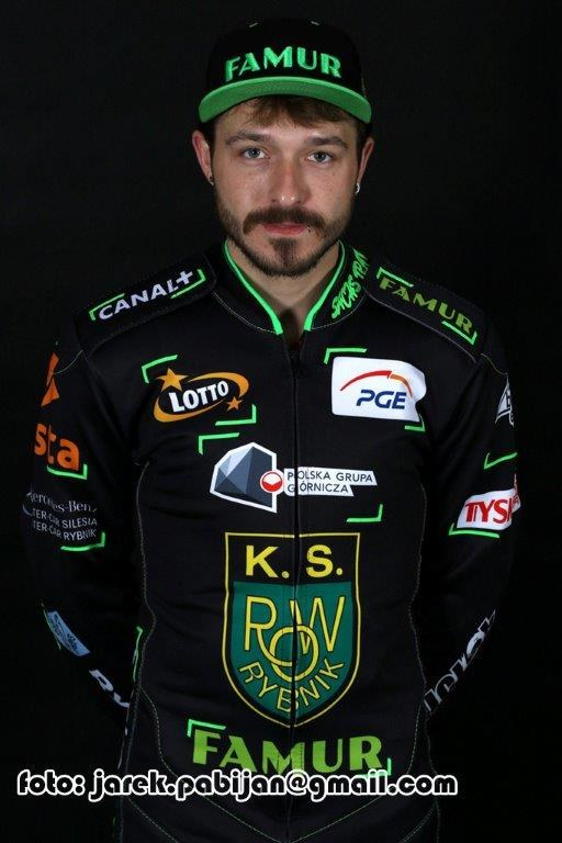Vaclav Milik /Flipper Jarosław Pabijan