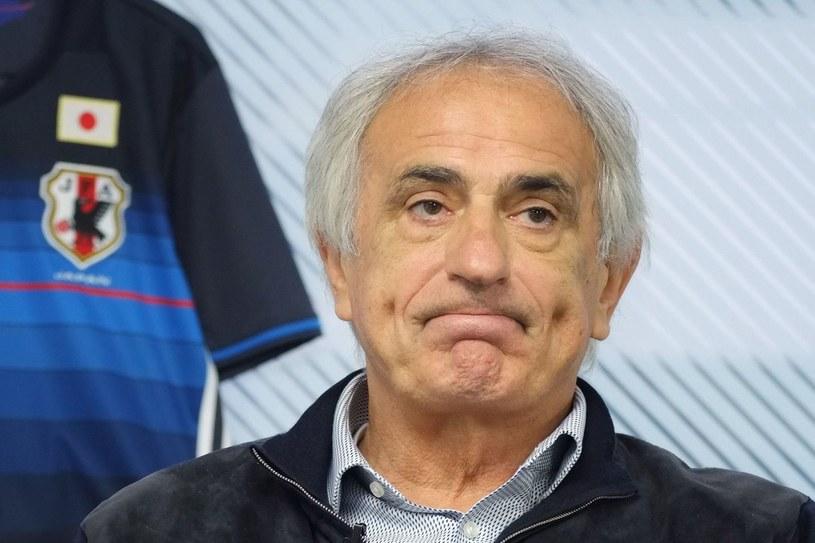 Vahid Halilhodzić /AFP