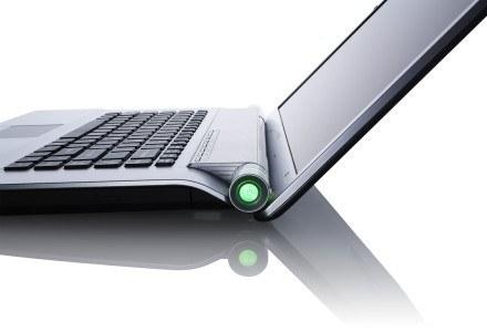 Vaio FW11S - nie można mieć najmniejszych obiekcji, co do wyglądu ten notebooka. /materiały prasowe