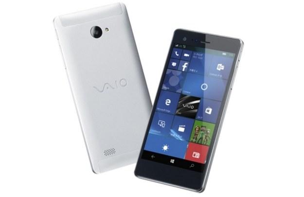 VAIO Phone Biz /materiały prasowe