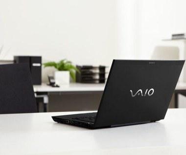 VAIO S - nie tylko dla biznesmana