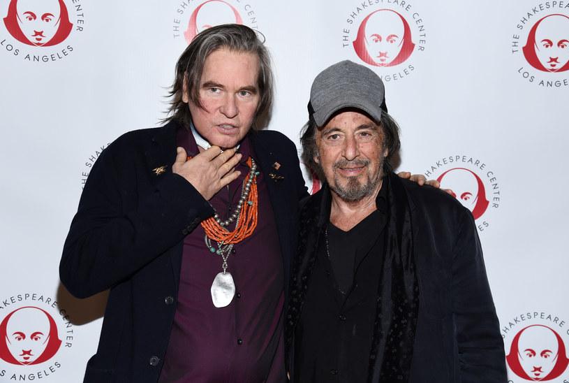 Val Kilmer i Al Pacino / Amanda Edwards/Getty Images /Getty Images