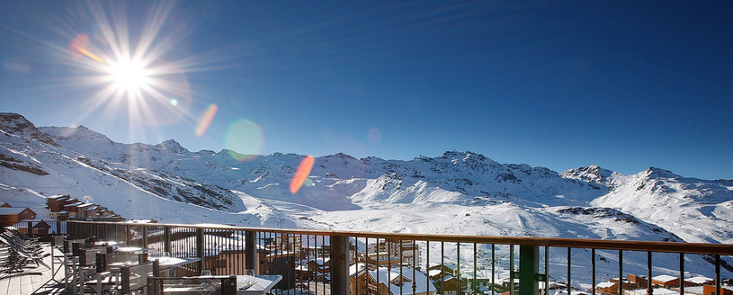 Val Thorens, Flickr, fot. Office de Tourisme de Val Thorens /