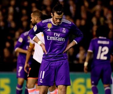 Valencia CF - Real Madryt 2-1. Nokaut w 9 minut