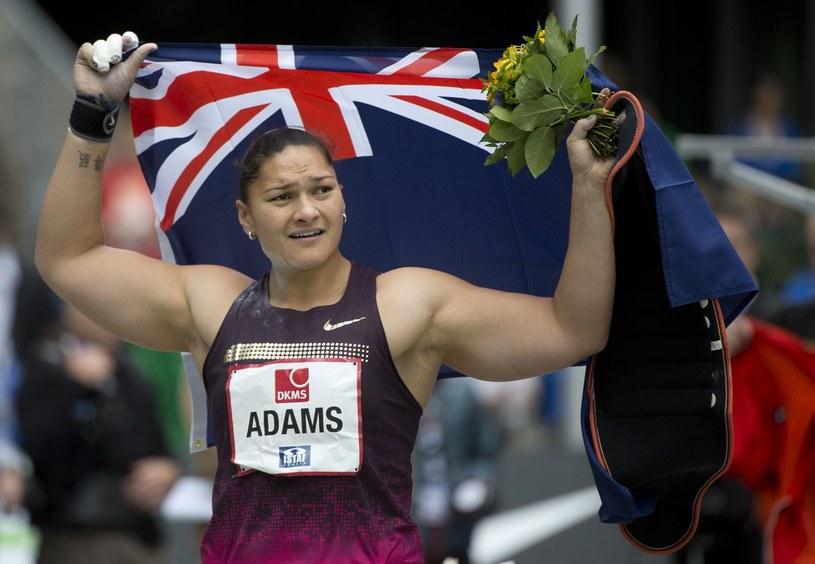 Valerie Adams /AFP