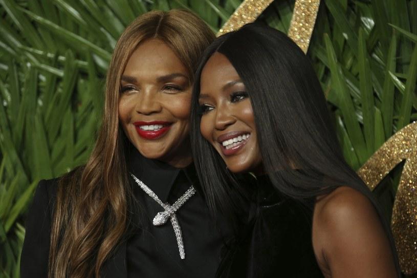 Valerie i Naomi Campbell /East News