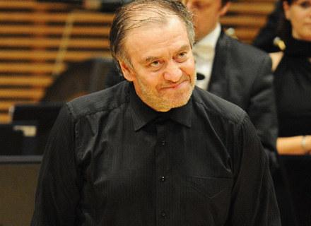 Valery Gergiev - fot. Pascal Le Segretain /Getty Images/Flash Press Media