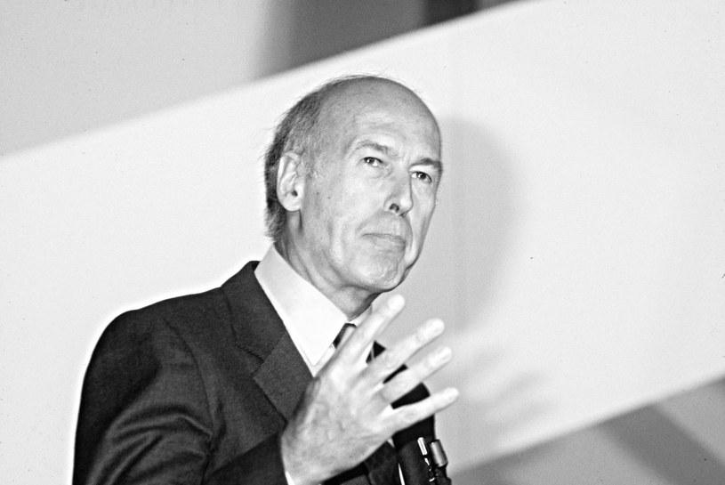 Valery Giscard d'Estaing /AFP