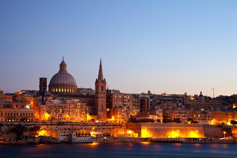 Valletta, stolica Malty /123RF/PICSEL