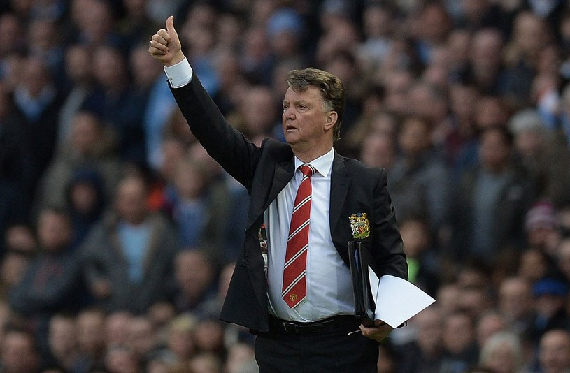 Van Gaal nie poradził sobie w Manchesterze United /AFP