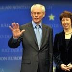 Van Rompuy i Ashton odejdą. Wiadomo już, kiedy