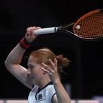 Van Uytvanck pokonała Cibulkovą w finale turnieju w Budapeszcie
