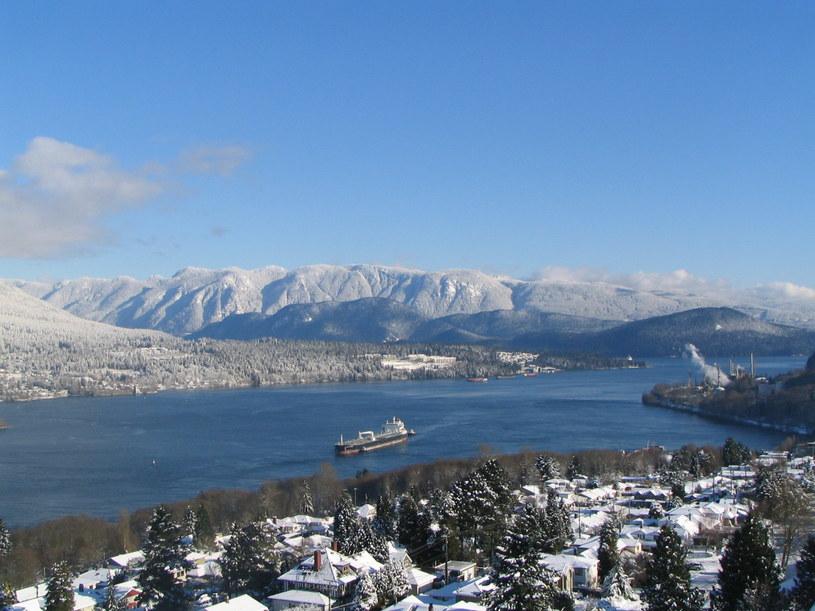 Vancouver w prowincji Kolumbia Brytyjska jest jednym z najpiękniejszych miast Kanady /Krzysztof Mrówka /INTERIA.PL