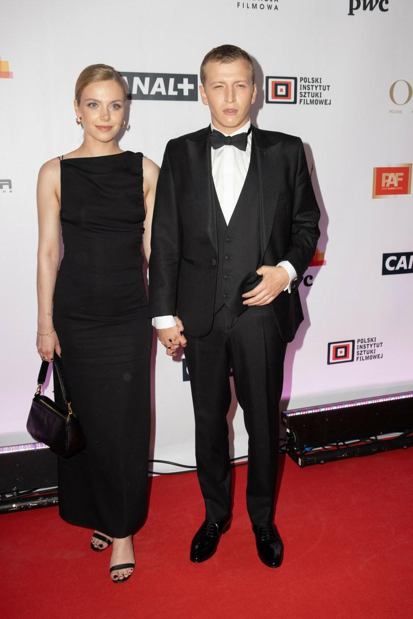 Vanessa Aleksander i Maciej Musiałowski /Jacek Dominski/ /Reporter