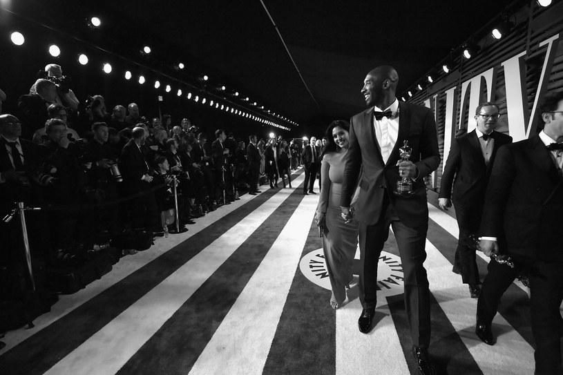 Vanessa i Kobe Bryantowie /Mike Coppola /Getty Images