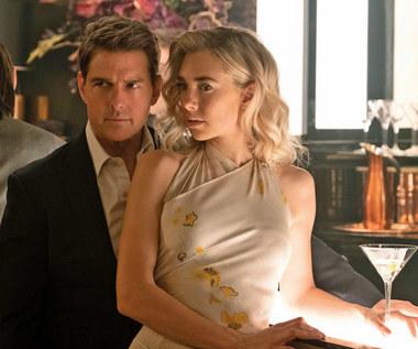 Vanessa Kirby o wybuchu złości Toma Cruise'a