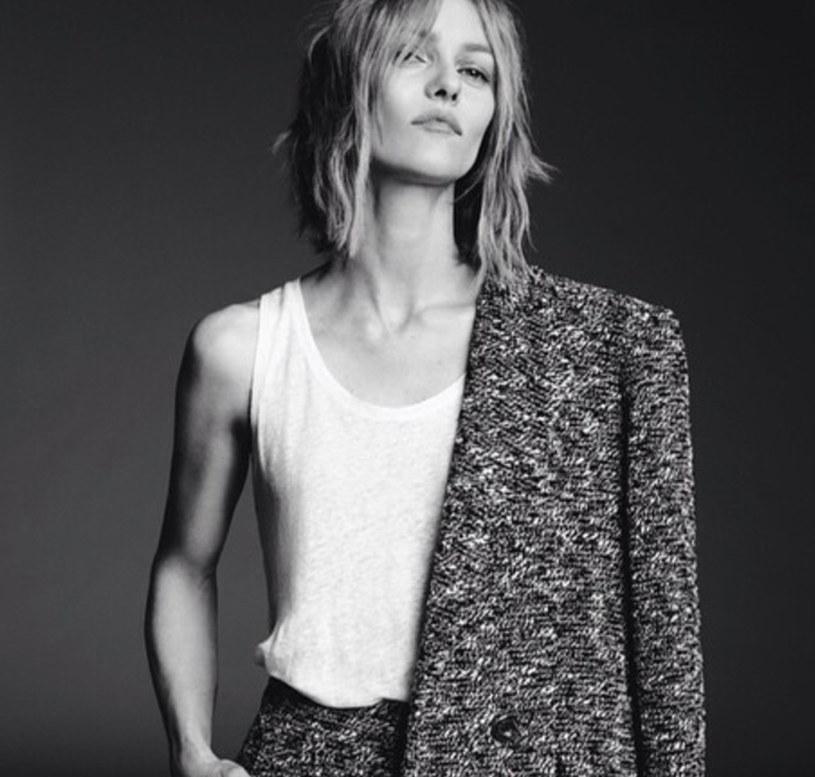 Vanessa Paradis - ikona francuskiego stylu /East News